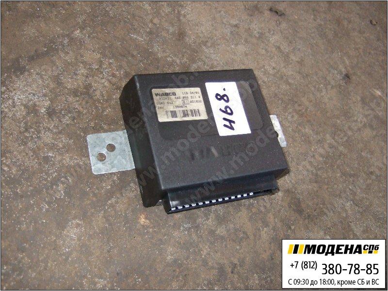 запчасти daf Блок управления пневматической подвеской ECAS 4x2  Wabco 4460553110