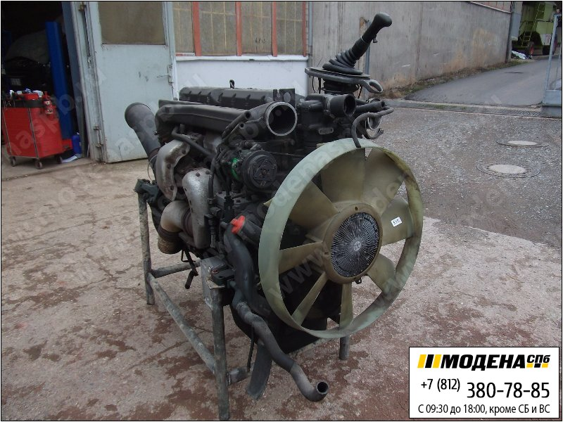 запчасти daf Двигатель дизельный 380 л.с. 280 кВт, 12600 см.куб  451271 XE 280C1