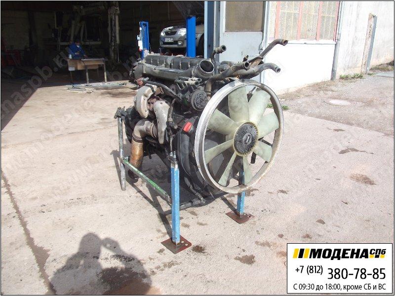 запчасти daf Двигатель дизельный 430 л.с. 315 кВт, 12580 см.куб  XE315C