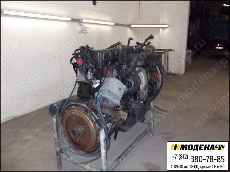 запчасти daf Двигатель дизельный 430 л.с. 315 кВт, 12600 см.куб  XE315C (Euro-3)