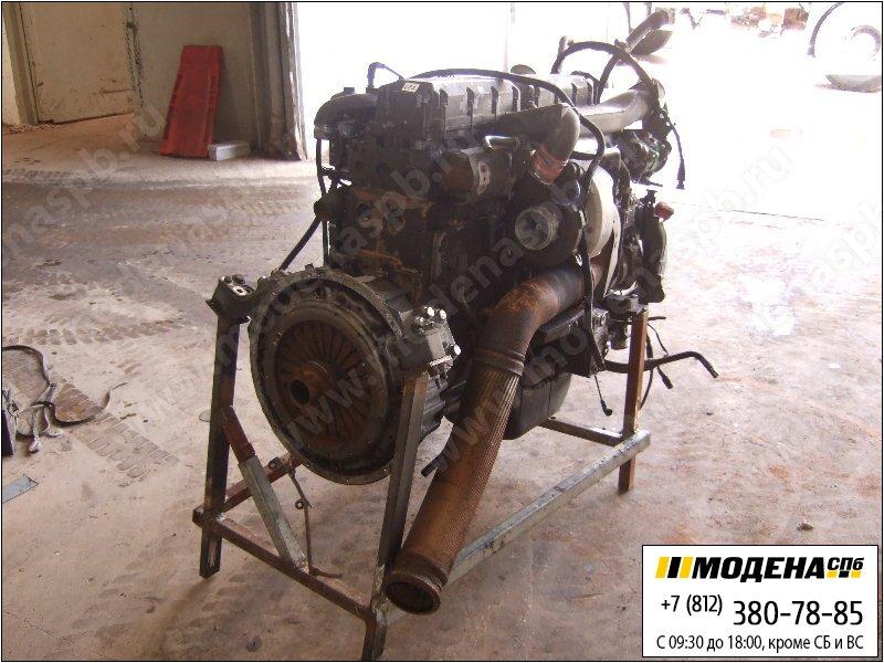запчасти daf Двигатель дизельный 480 л.с. 355 кВт, 12600 см.куб  XE355C1 (Euro-3)
