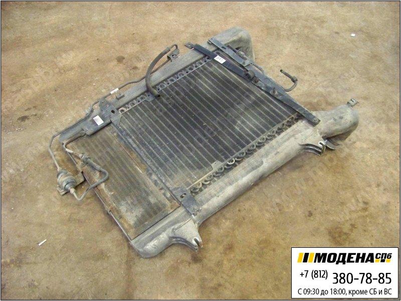 запчасти daf Интеркулер с радиатором кондиционера  1327673
