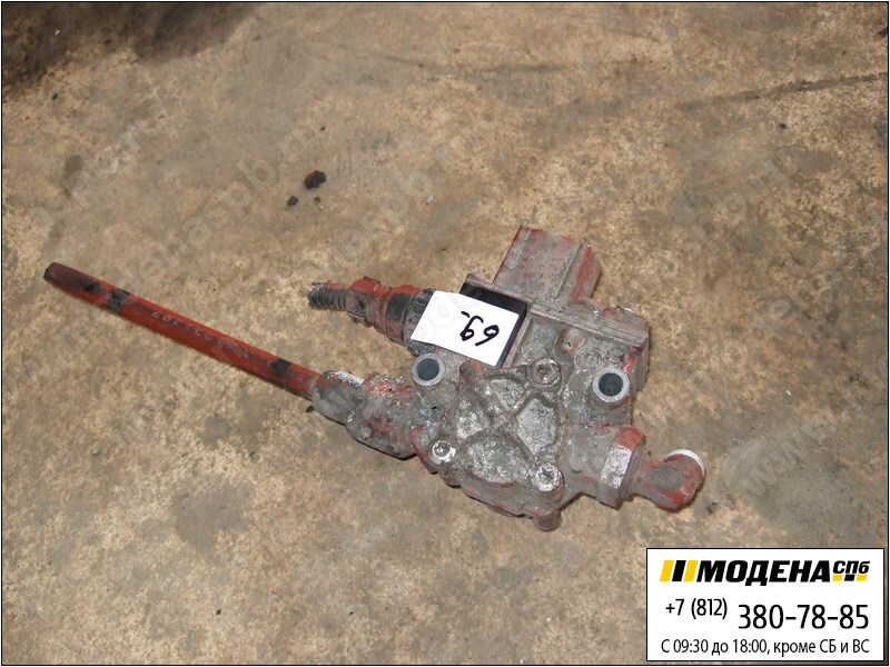 запчасти daf Клапан электровоздушный ABS (2 шт.)  Knorr-Bremse BR9156