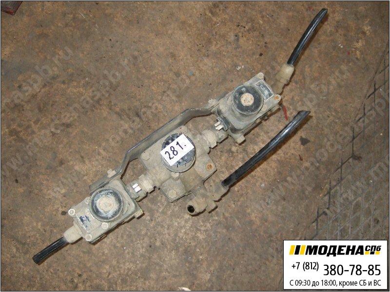 запчасти daf Клапан ускорительный тормозной системы  Wabco 9730110010