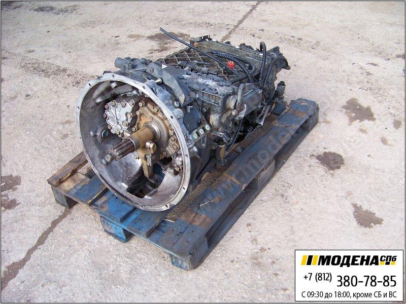 запчасти daf Коробка передач ZF 16S181 Ecosplit механическая (Ratio: 16,41-1,00)  1428283