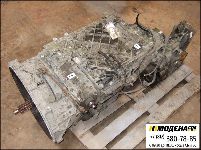 запчасти daf Коробка передач ZF 16S181 Ecosplit механическая с интардером  1367989