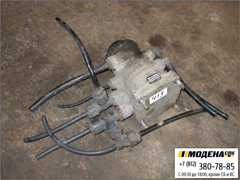 запчасти daf Кран управления тормозами прицепа  Knorr-Bremse AC599A