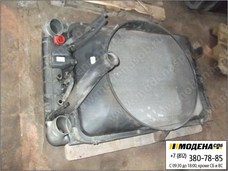 запчасти daf Радиатор двигателя с интеркулером в сборе  1327673
