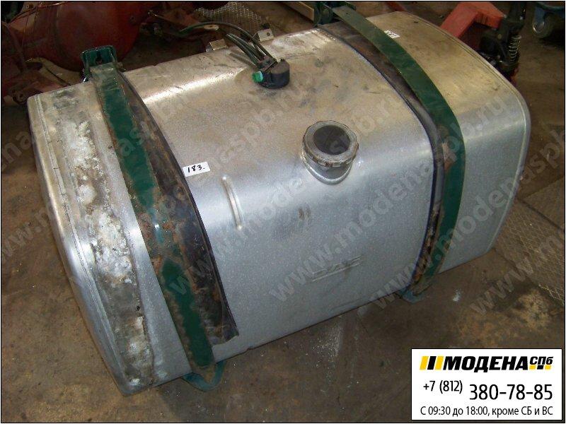 запчасти daf Топливный бак 620 литров (1140х690х630) с топливозаборником, крышкой и крепежом (алюминий)  1378082