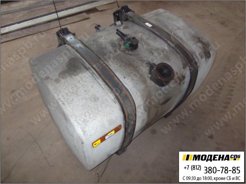 запчасти daf Топливный бак 620 литров (1140х690х630) с топливозаборником, крышкой и крепежом (алюминий)