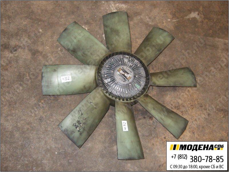 запчасти daf Вентилятор радиатора с вискомуфтой  1315854