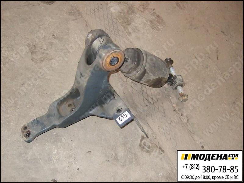 запчасти iveco Амортизатор кабины газовый с кронштейном в сборе  500357351