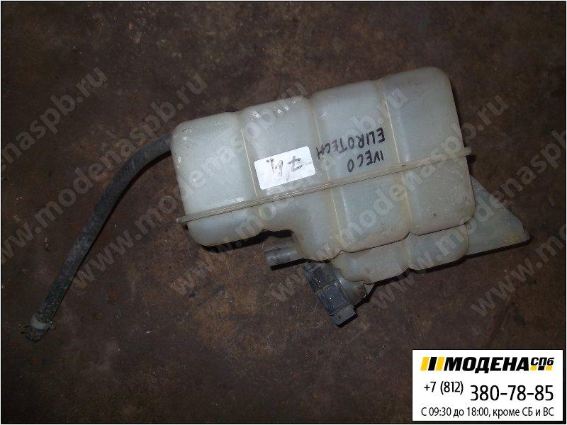 запчасти iveco Бачок радиатора расширительный  8166285