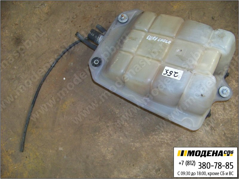 запчасти iveco Бачок радиатора расширительный