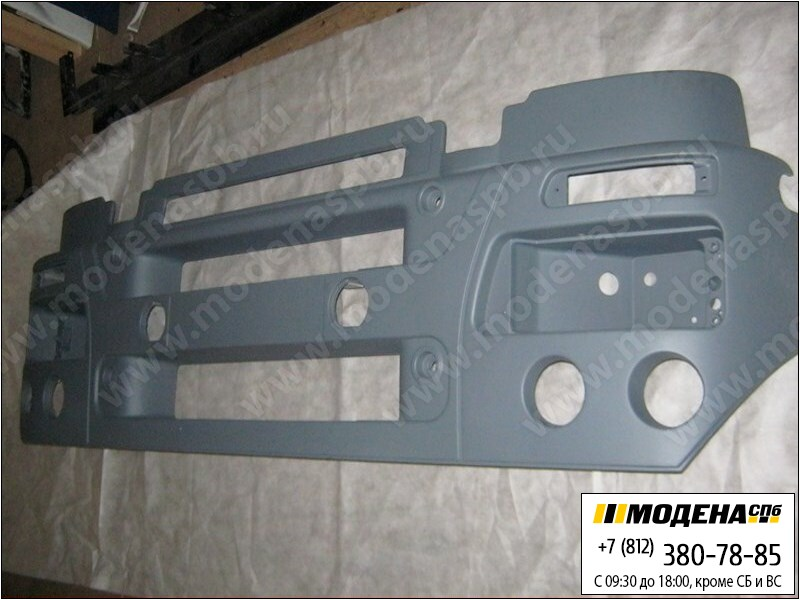 запчасти iveco Бампер передний (новый)  500383946