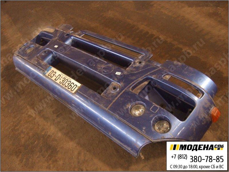 запчасти iveco Бампер передний в сборе  500383946