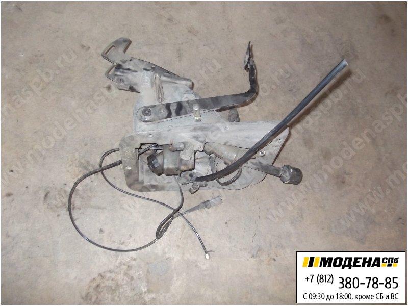 запчасти iveco Блок педалей сцепление-тормоз (с тормозным краном ABS)  Knorr-Bremse DX75BX
