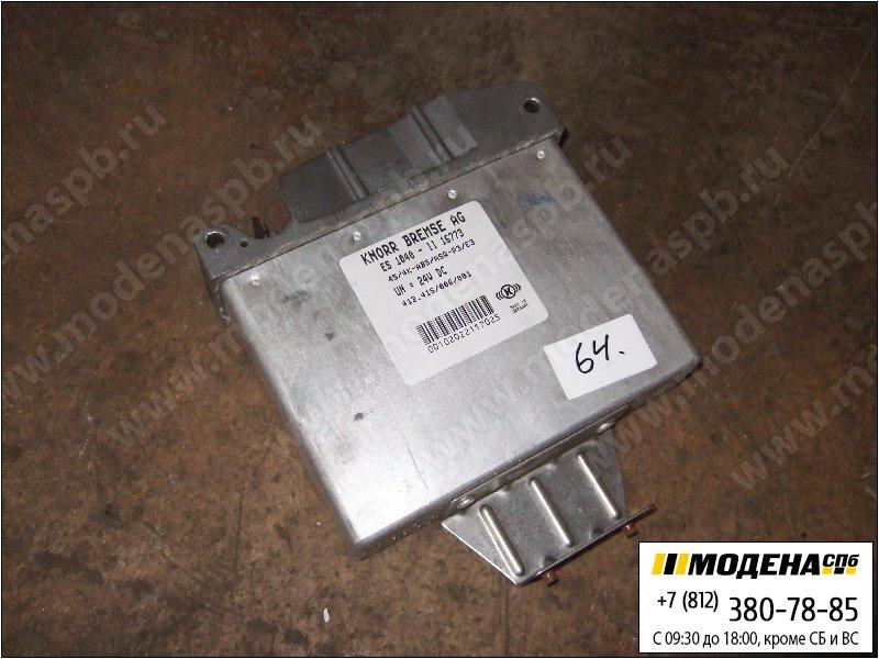 запчасти iveco Блок управления ABS/ASR  Knorr-Bremse ES1040-II16773