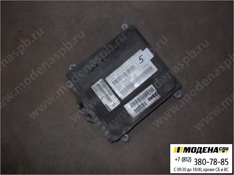 запчасти iveco Блок управления двигателем  Bosch 0281001527