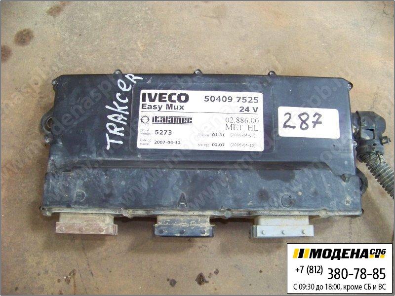 запчасти iveco Блок управления ECAS  504097525