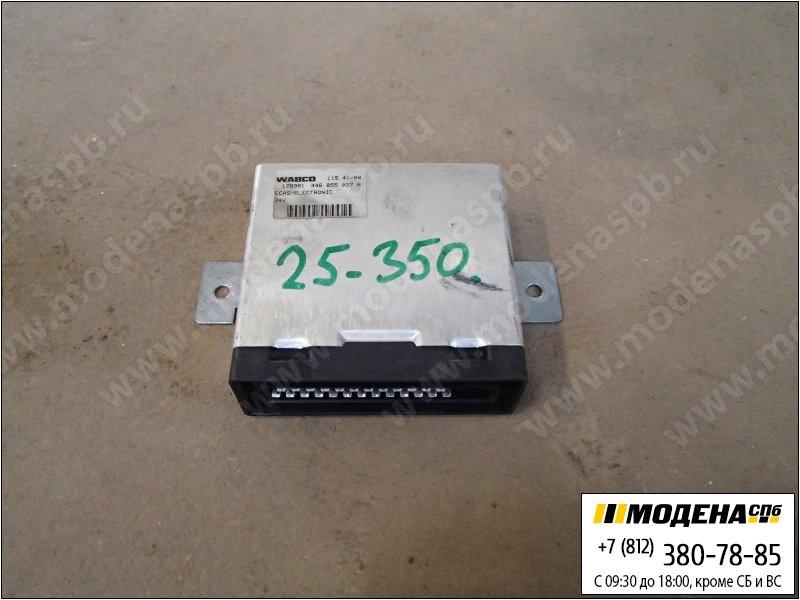 запчасти iveco Блок управления EPB тормозной системы  Wabco 4460550270