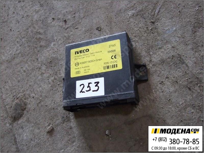 запчасти iveco Блок управления Multiplex  41221119