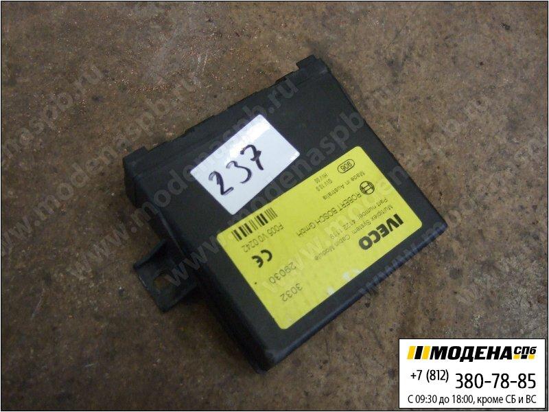 запчасти iveco Блок управления Multiplex  Bosch 41221119