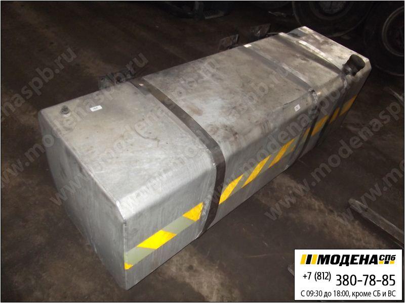 запчасти iveco Дополнительный топливный бак 900 литров (2240х720х700) с крышкой и крепежом (алюминий) без топливозаборника