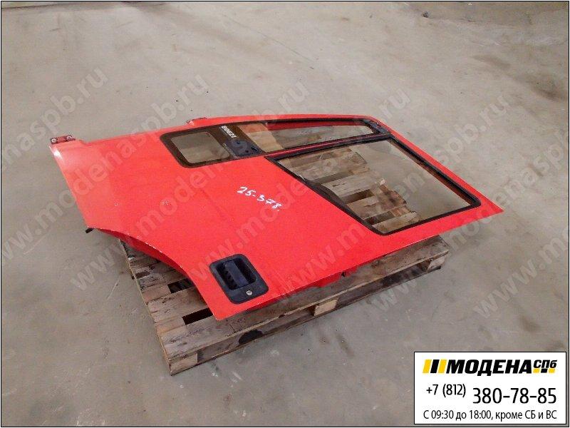 запчасти iveco Дверь левая, цвет красный  8143067