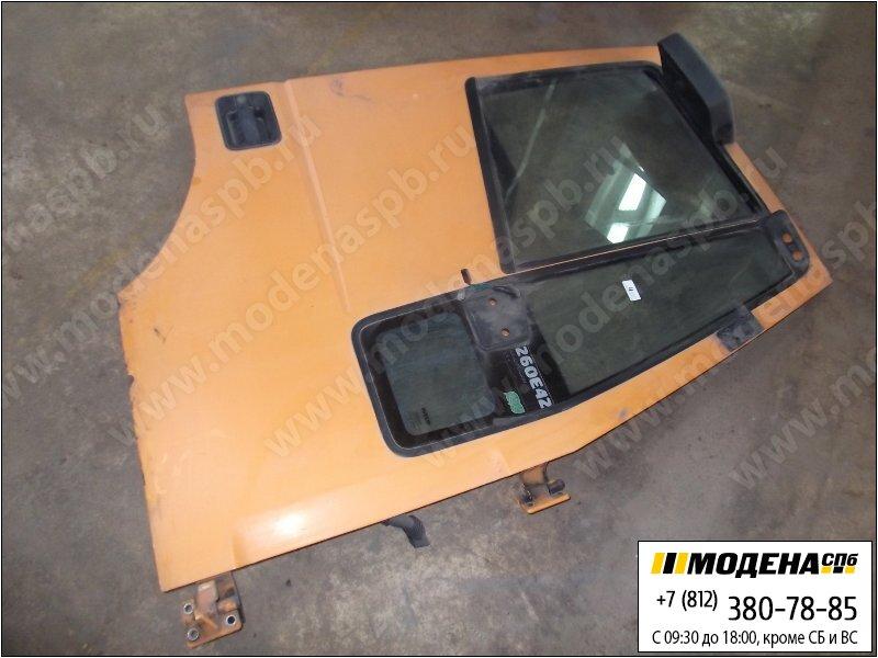 запчасти iveco Дверь правая, цвет оранжевый  8143066