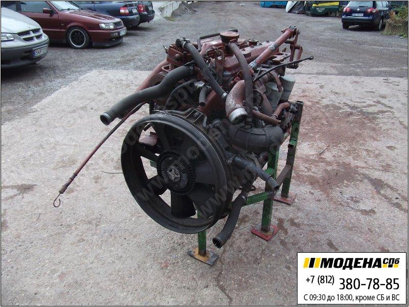 запчасти iveco Двигатель дизельный 142 л.с. 105 кВт, 5861 см.куб  FIAT 8060.45R