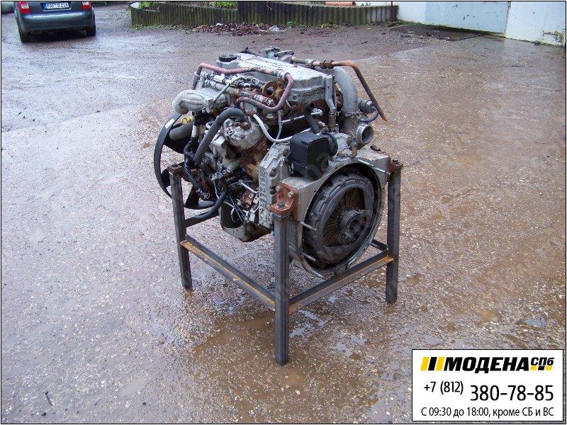 запчасти iveco Двигатель дизельный 170 л.с. 125 кВт, 3920 см.куб  F4AE0481A
