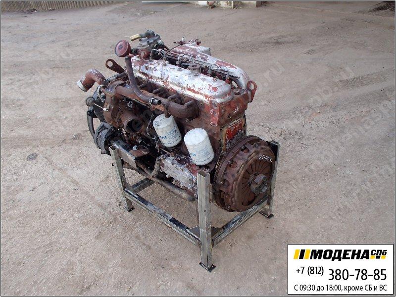 запчасти iveco Двигатель дизельный 207 л.с. 152 кВт, 5861 см. куб  8060.45 E2
