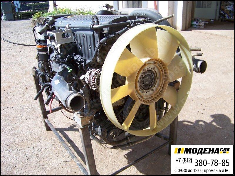 запчасти iveco Двигатель дизельный 360 л.с. 265 кВт, 7790 см.куб  CURSOR 8 F2BE3681A
