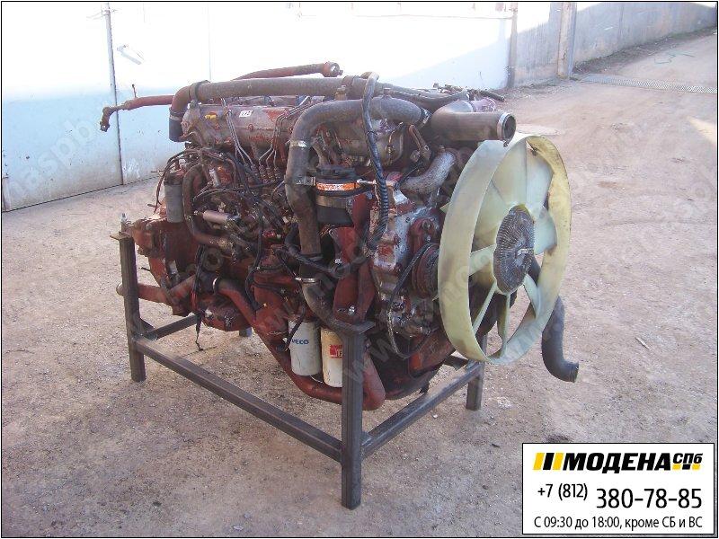 запчасти iveco Двигатель дизельный 420 л.с. 309 кВт, 13798 см. куб  99443408