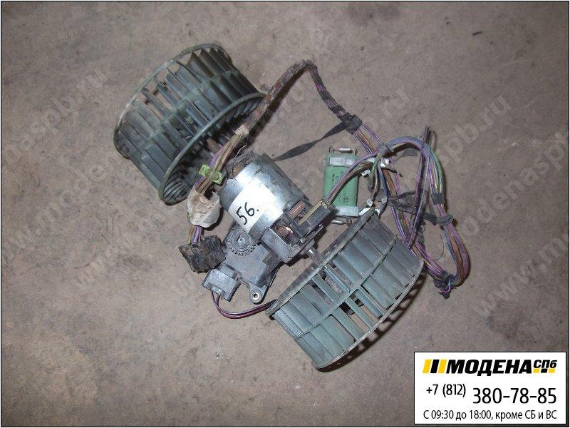 запчасти iveco Электродвигатель (с вентилятором) печки кабины  Bosch 0130063505