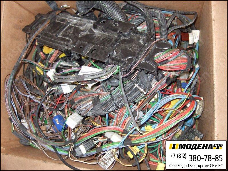 запчасти iveco Электропроводка (коса) кабины с блоками реле и предохранителей