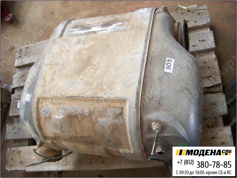 запчасти iveco Глушитель с датчиком кислородным (лямбда-зонд) в сборе  41271085