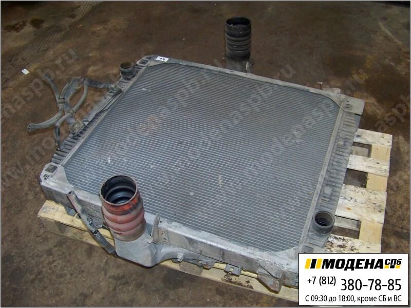 запчасти iveco Интеркулер с радиатором кондиционера  42532035