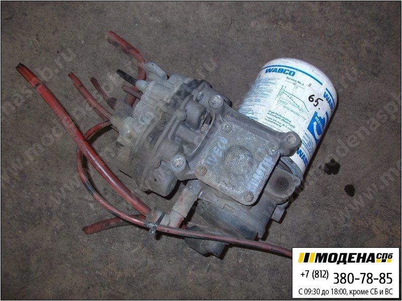 запчасти iveco Клапан защитный четырехконтурный  Knorr-Bremse LA6125