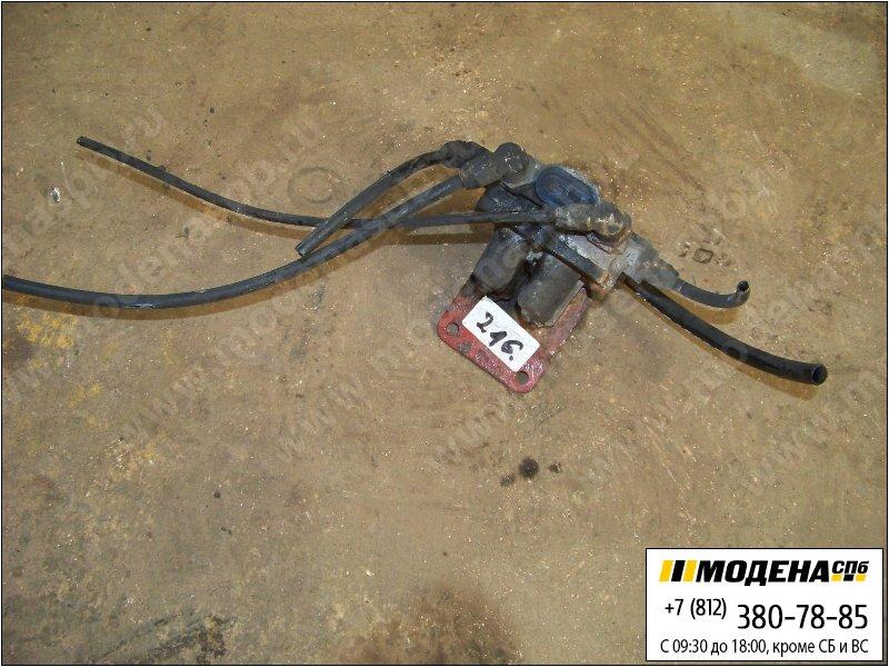 запчасти iveco Клапан защитный четырехконтурный  Wabco 9347141190