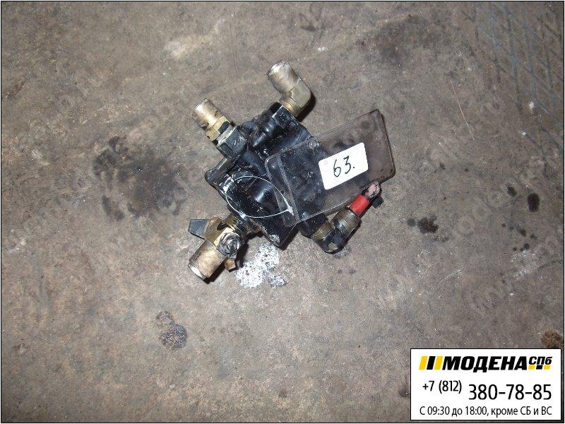 запчасти iveco Клапан защитный четырехконтурный  Wabco 9347141370