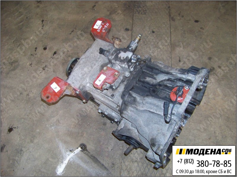 запчасти iveco Коробка передач 2845.5 LHD  8869379