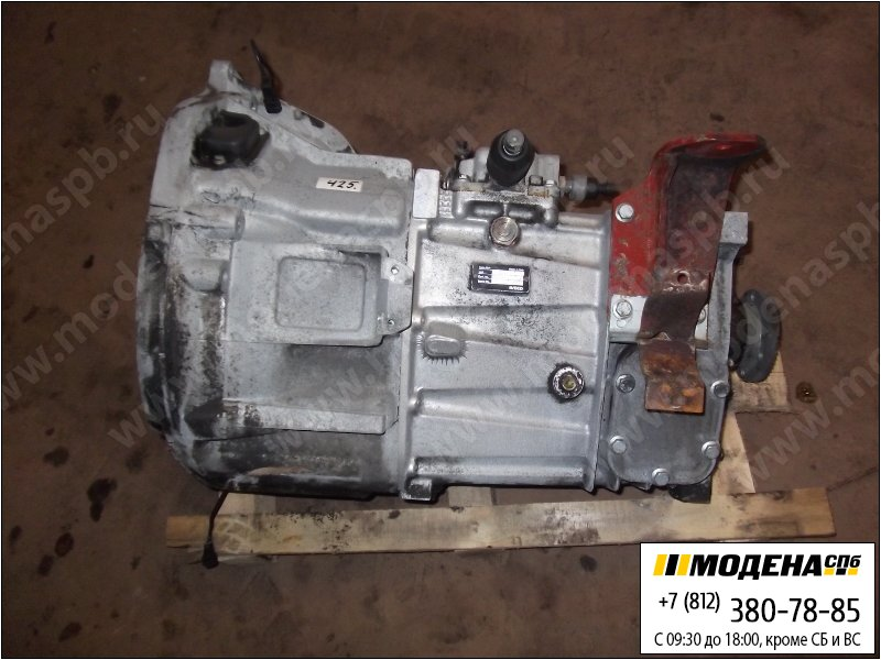 запчасти iveco Коробка передач 2845.6  8859163