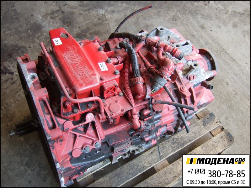 запчасти iveco Коробка передач ZF 12AS1800 Eurotronic  8869763