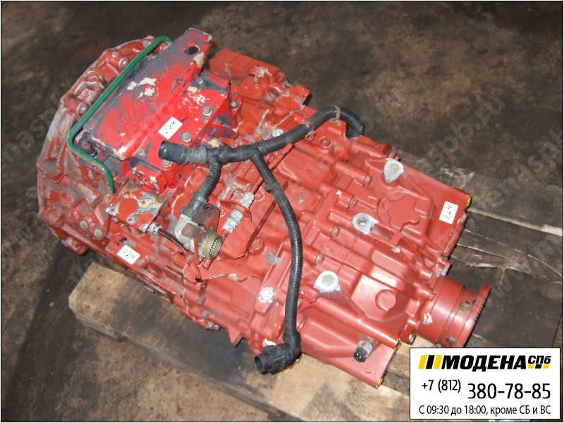 запчасти iveco Коробка передач ZF 12AS1800 Eurotronic (Ratio: 14,89-1,00)  8869338