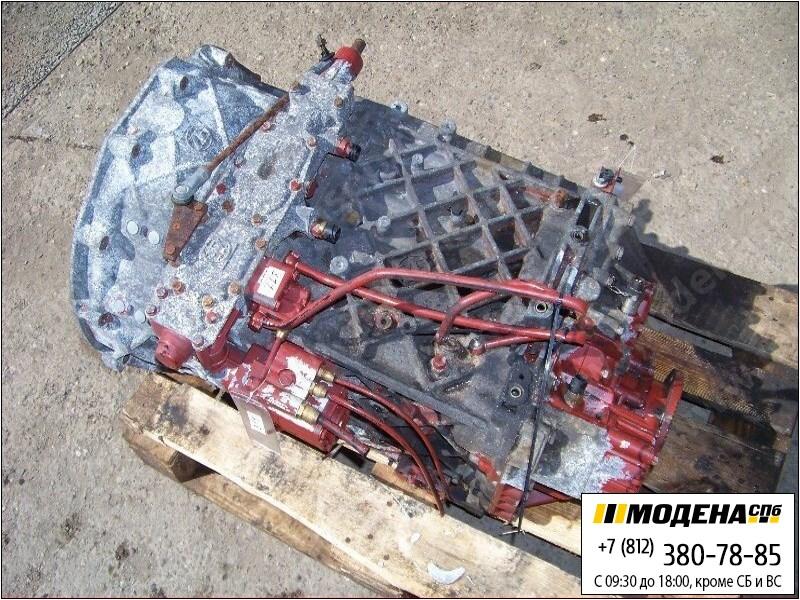запчасти iveco Коробка передач ZF 16S151 Ecosplit механическая (Ratio: 16,47-1,00)  8851701