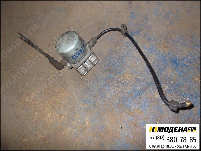 запчасти iveco Корпус топливного фильтра  500344283