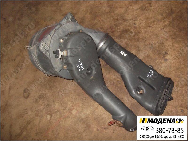 запчасти iveco Корпус воздушного фильтра с патрубками в сборе  41226559
