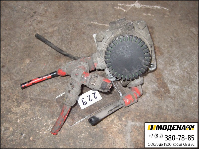 запчасти iveco Кран быстрого растормаживания  Knorr-Bremse AC574 AXY - 08392